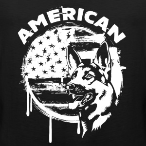 American German Shepherd - Men's Premium Tank