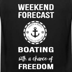 Boating Shirt - Men's Premium Tank