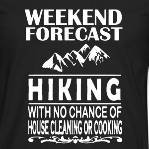Hiking Shirt - Men's Premium Long Sleeve T-Shirt