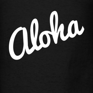 Aloha Hawaii Vacation Holiday Trip Hoodies - Men's T-Shirt