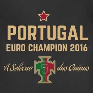 Portugal Soccer Football Euro 2016 Champions ID-1 - Adjustable Apron
