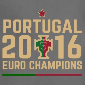 Portugal Soccer Football Euro 2016 Champions ID-2 - Adjustable Apron