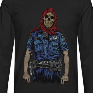 Officer Grim - Men's Premium Long Sleeve T-Shirt
