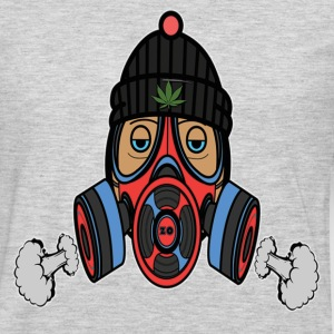 Loud Mask 2.0 Tee - Men's Premium Long Sleeve T-Shirt
