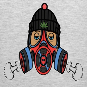 Loud Mask 2.0 Tee - Men's Premium Tank