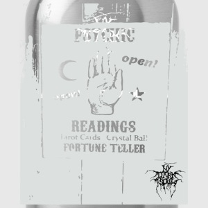 Psychic reading - Water Bottle