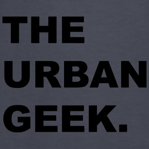 The Urban Geek Hoodies - Kids' Long Sleeve T-Shirt