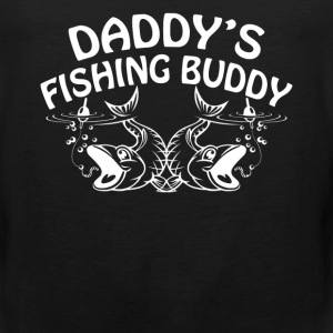 Daddy's Fishing Buddy - Men's Premium Tank