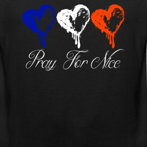 Pray For Nice - Men's Premium Tank