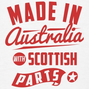 Australian Scottish Baby Bodysuits - Men's T-Shirt