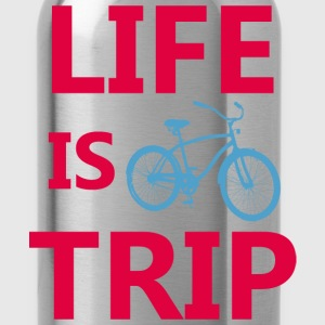 Life is a trip T-Shirts - Water Bottle