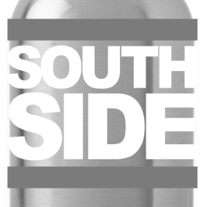 SOUTH SIDE BLACK - Water Bottle