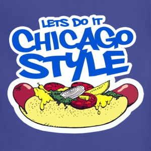CHICAGO STYLE - Adjustable Apron