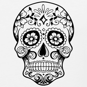 Sugar Skull Women's Tee - Men's Premium Tank