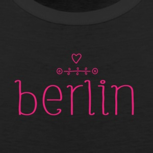 Simply Berlin T-Shirts - Men's Premium Tank