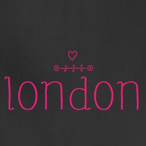Simply London T-Shirts - Adjustable Apron