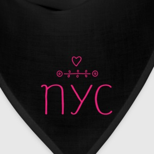 Simply NYC T-Shirts - Bandana