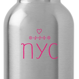 Simply NYC T-Shirts - Water Bottle