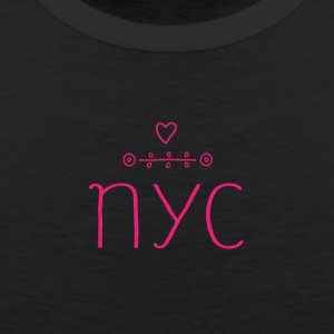 Simply NYC T-Shirts - Men's Premium Tank
