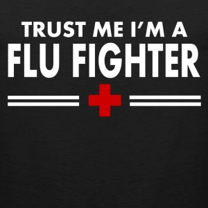 FLU FIGHTER - Men's Premium Tank