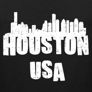 HOUSTON - Men's Premium Tank