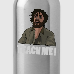 teach me doctor! T-Shirts - Water Bottle