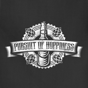 Pursuit of Hoppiness Beer - Adjustable Apron