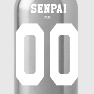 Senpai Plain Jersey - Water Bottle