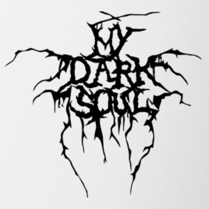 My Dark Soul logo pin - Coffee/Tea Mug