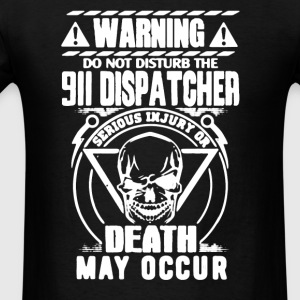 911 Dispatcher Shirt - Men's T-Shirt