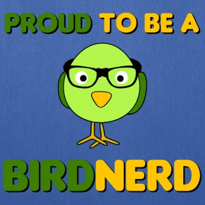 Proud To Be a Bird Nerd T-Shirts - Tote Bag