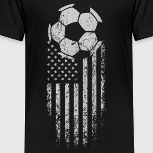 USA Soccer Kids' Shirts - Toddler Premium T-Shirt
