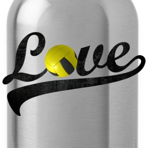 love volley - Water Bottle