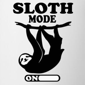 SLOTH MODE ON - Coffee/Tea Mug