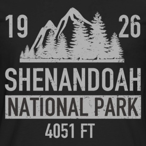 SHENANDOAH NATIONAL PARK - Men's Premium Long Sleeve T-Shirt