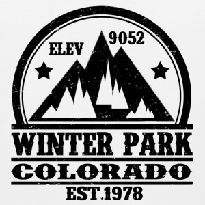 WINTER PARK COLORADO - Men's Premium Tank