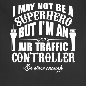 Superhero Air Traffic Controller - Adjustable Apron