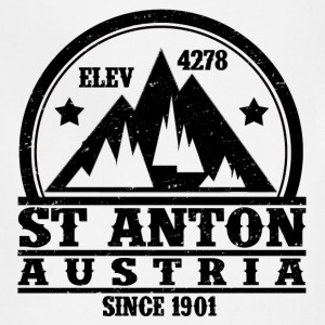ST.ANTON AUSTRIA - Adjustable Apron