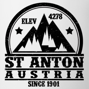 ST.ANTON AUSTRIA - Coffee/Tea Mug