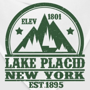 LAKE PLACID NEW YORK - Bandana