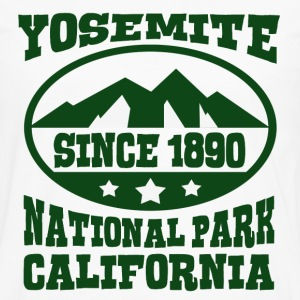 YOSEMITE NATIONAL PARK CALIFORNIA - Men's Premium Long Sleeve T-Shirt