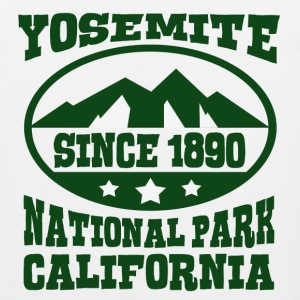 YOSEMITE NATIONAL PARK CALIFORNIA - Men's Premium Tank
