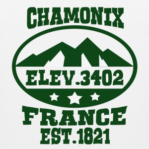 CHAM  FRANCE NATIONAL PARK - Men's Premium Tank