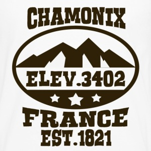 CHAM  FRANCE NATIONAL PARK - Men's Premium Long Sleeve T-Shirt