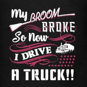 Trucker Shirt - Men's T-Shirt