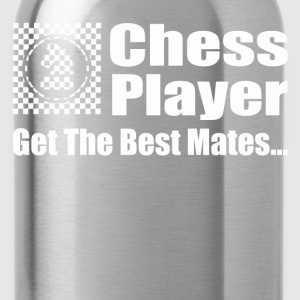 CHESS PLAYER - Water Bottle