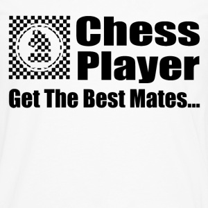 CHESS PLAYER - Men's Premium Long Sleeve T-Shirt