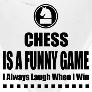 CHESS IS A FUNNY GAME - Bandana
