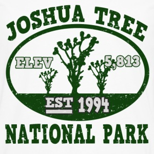 JOSHUA TREE NATIONAL PARK - Men's Premium Long Sleeve T-Shirt