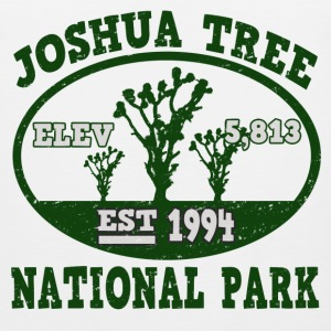 JOSHUA TREE NATIONAL PARK - Men's Premium Tank